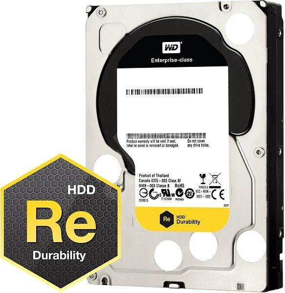 WD RE4 500GB 64MB cache - Pevný disk