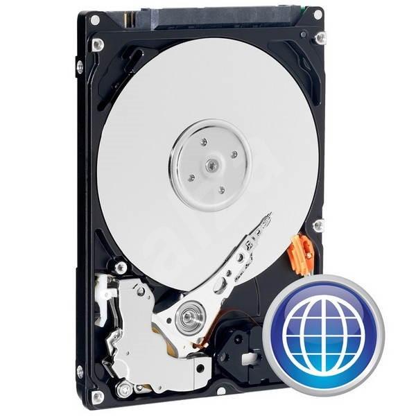 "WD 2.5"" Scorpio Blue 160GB 8MB cache - Pevný disk"