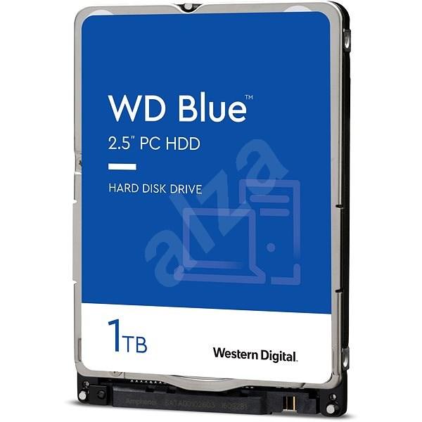 WD Blue Mobile 1TB - Pevný disk