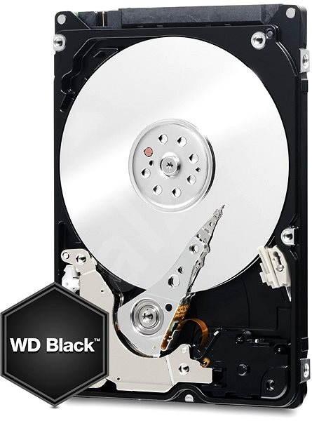WD Black Mobile 750GB - Pevný disk