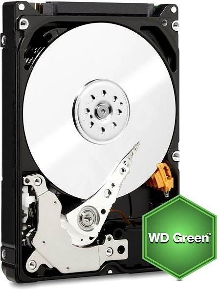 "WD 2.5"" AV Mobile 500GB 16MB cache - Pevný disk"