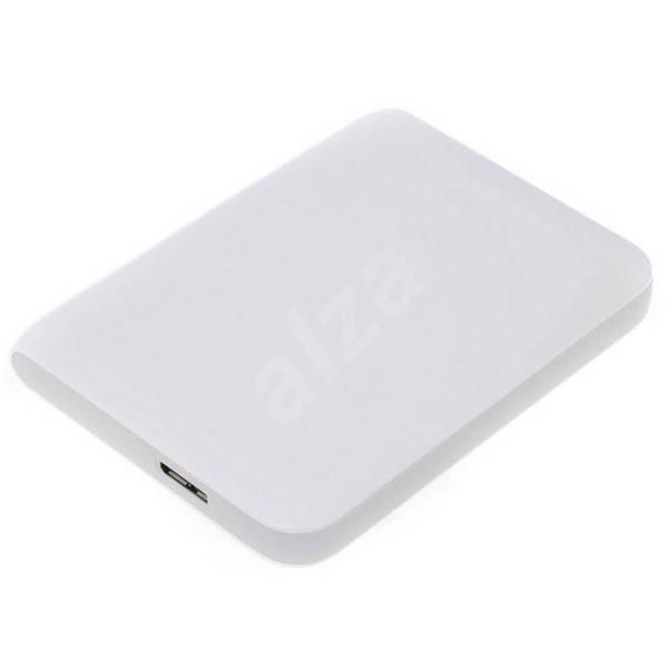 "WD 2.5"" My Passport Essential 500GB Bílý - Externí disk"