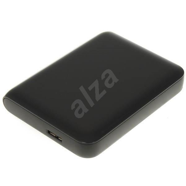 "WD 2.5"" My Passport Essential SE 750GB Černý - Externí disk"