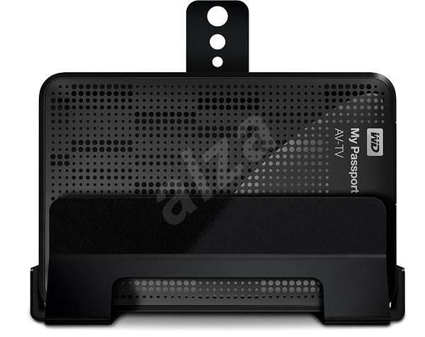 "WD 2.5"" My Passport AV-TV 1TB - Externí disk"