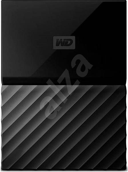 "WD 2.5"" My Passport for Mac 3TB - Externí disk"