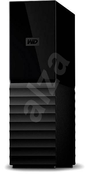 WD My Book 4TB - Externí disk