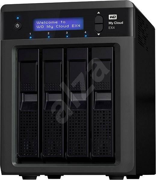 WD My Cloud EX4 12TB (4x 3TB) - Datové úložiště