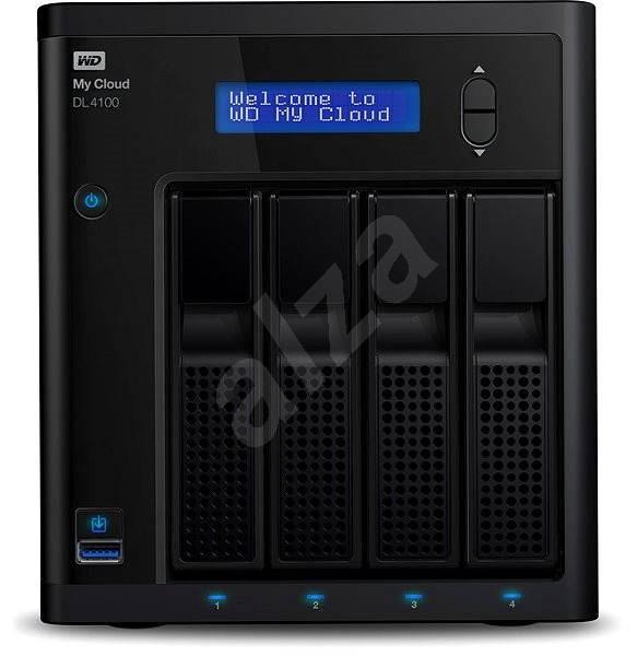 WD My Cloud DL4100 - Datové úložiště