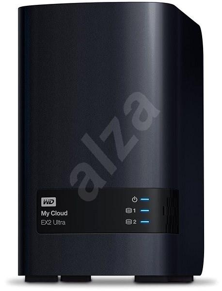 WD My Cloud EX2 Ultra 20TB (2x 10TB) - Datové úložiště