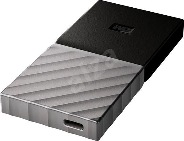 WD My Passport SSD 512GB Silver/Black - Externí disk