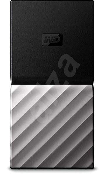 WD My Passport SSD 2TB Silver/Black - Externí disk
