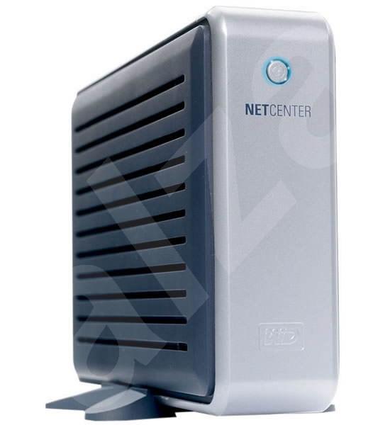 Síťový pevný disk WD Essential NetCenter WDXE2500JBE 250GB - Datové úložiště