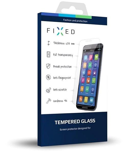 FIXED pro SonyXperiaXZ - Ochranné sklo