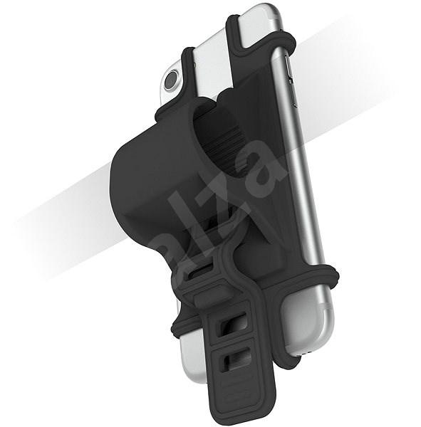 CELLY EASY BIKE pro telefony k upevnění na řídítka černý - Pouzdro na  mobilní telefon ec3936b2bd4