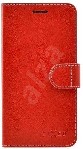 FIXED FIT pro Lenovo K5 Note červené - Pouzdro na mobilní telefon