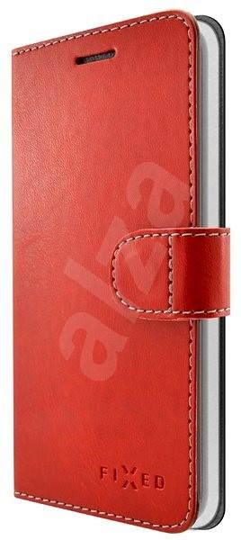 FIXED FIT pro Huawei Nova Smart červené - Pouzdro na mobilní telefon