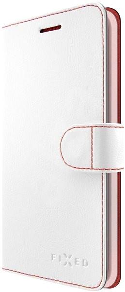 FIXED FIT pro Huawei P9 Lite Mini bílé - Pouzdro na mobilní telefon