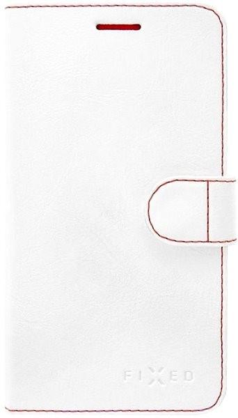 FIXED FIT pro Samsung Galaxy A5 (2017) bílé - Pouzdro na mobilní telefon