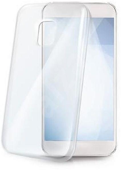 CELLY Gelskin pro Huawei Y6 (2018) bezbarvý - Kryt na mobil