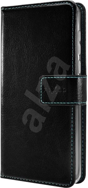 FIXED Opus pro Vodafone Smart N9 černé - Pouzdro na mobilní telefon