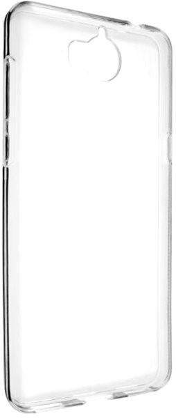FIXED pro Huawei Y5 (2017)/ Y6 (2017) čirý - Kryt na mobil