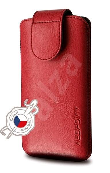 FIXED Sarif 3XL červené - Pouzdro na mobil
