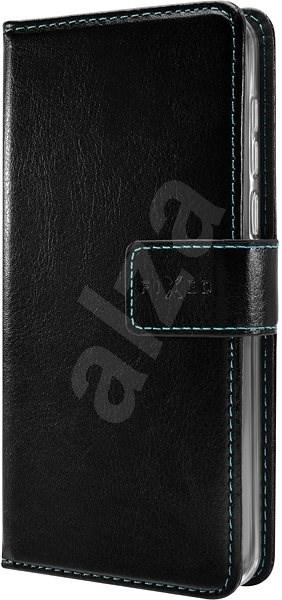 FIXED Opus pro Motorola Moto E5 Plus černé - Pouzdro na mobilní telefon