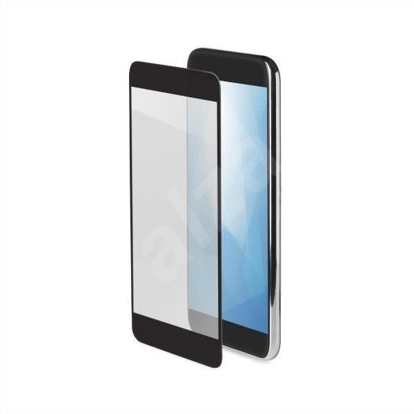 CELLY Full Glass pro Samsung Galaxy A70 černé - Ochranné sklo