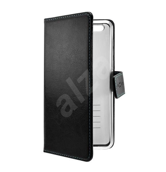 FIXED Opus pro Xiaomi Mi8 Lite černé - Pouzdro na mobilní telefon