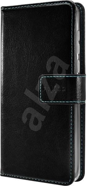 FIXED Opus pro Huawei P30 černé - Pouzdro na mobilní telefon