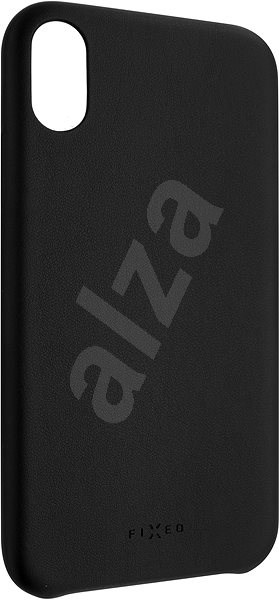 FIXED Tale pro Apple iPhone XR černý - Kryt na mobil
