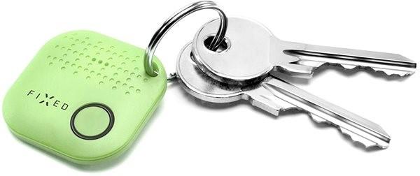 FIXED Smile zelený - Bluetooth lokalizační čip