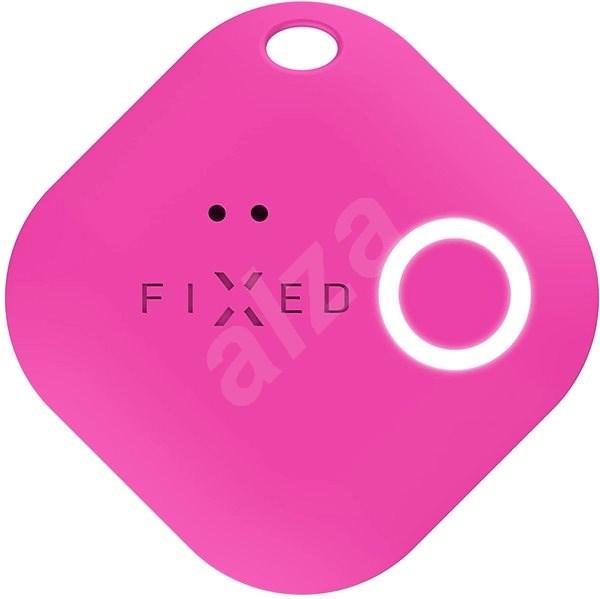 FIXED Smile s motion senzorem, růžový - Bluetooth lokalizační čip