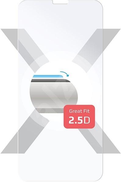 FIXED pro Motorola Moto G6 Play čiré - Ochranné sklo