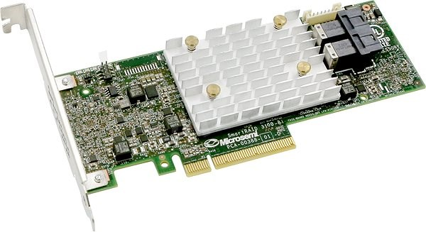 Microsemi Adaptec SmartRAID 3102-8i Single - Řadič