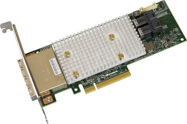 Microsemi Adaptec SmartRAID 3154-8i16e Single - Řadič