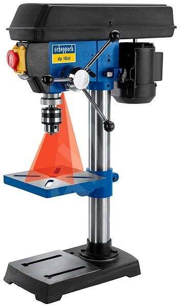 Scheppach DP 16 SL - Pillar Drill