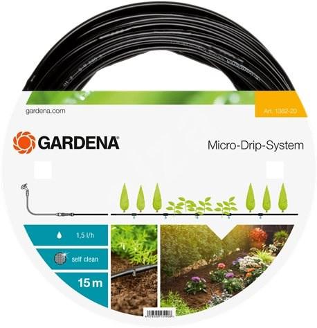 """Gardena Mds-kapací hadice nadzemní 4,6 mm (3/16""""), 15 m   - Zahradní hadice"""