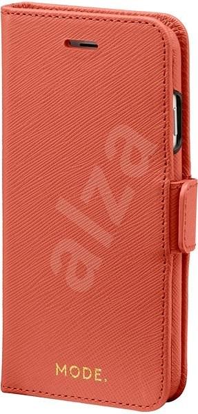 dbramante1928 New York iPhone 8/7/6 - Rusty Rose - Pouzdro na mobilní telefon