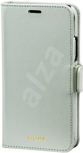 dbramante1928 New York iPhone X/XS - Misty Mind - Pouzdro na mobilní telefon