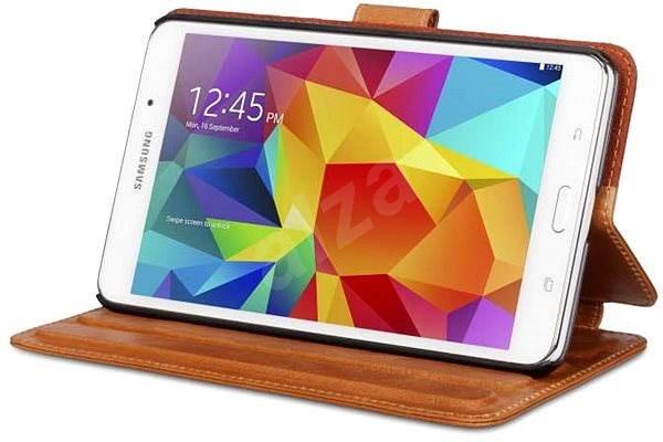 dbramante1928 Copenhagen pro Samsung Galaxy Tab 4 7.0 Golden tan - Pouzdro na tablet