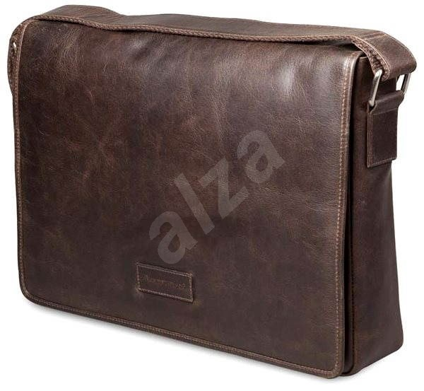 "dbramante1928 Marselisborg messenger 14"" Hunter dark - Brašna na notebook"