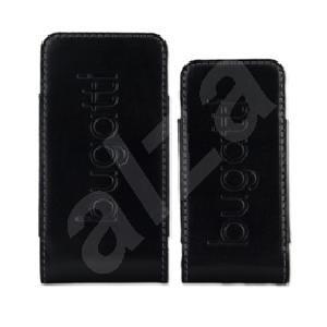Bugatti Twin S černé - Pouzdro na mobilní telefon