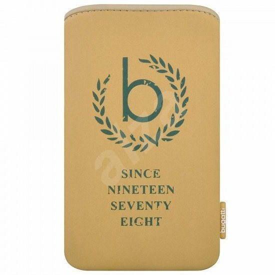 Bugatti Slim Case STN SL žluté - Pouzdro na mobilní telefon