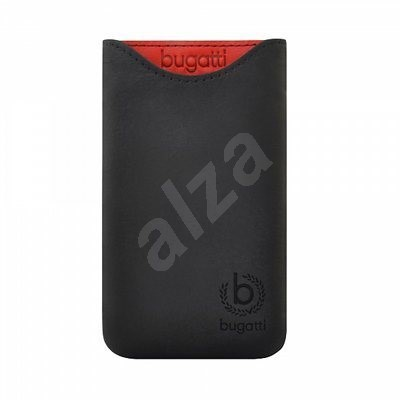 Bugatti Skinny Glowing Coal SL - Pouzdro na mobilní telefon