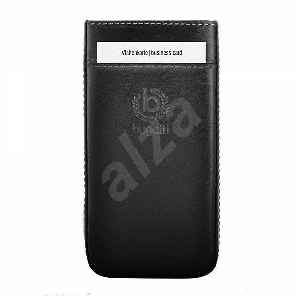 Bugatti Pure Premium černé - Pouzdro na mobilní telefon  59106f2271b