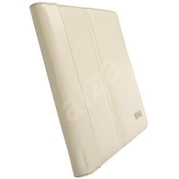 Krusell LUNA iPad pískové - Pouzdro na tablet