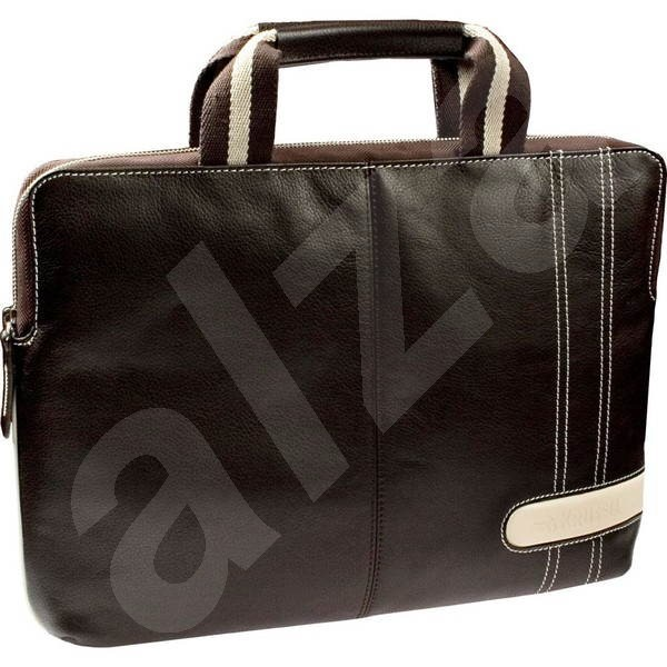 """Krusell GAIA Laptop Slim <14"""" hnědá - Brašna na notebook"""