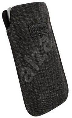 Krusell UPPSALA L černé - Pouzdro na mobilní telefon