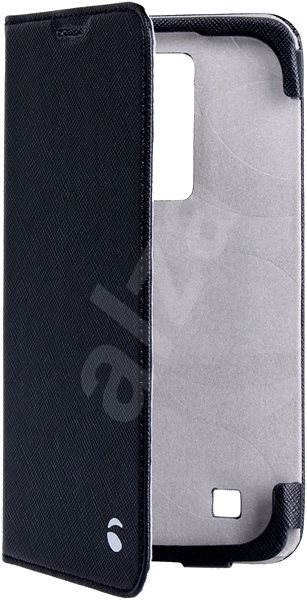 Krusell MALMÖ FLIPCASE pro LG K7 černé - Pouzdro na mobilní telefon